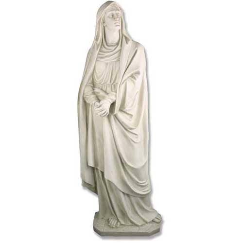 Our Lady Of Sorrow 65-inch - Large Statue