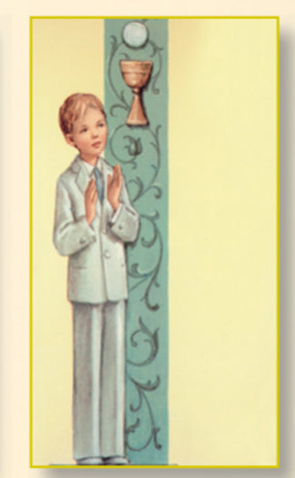 100-Pack - First Communion Boy Card