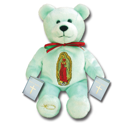 Our Lady Of Guadalupe Holy Bear