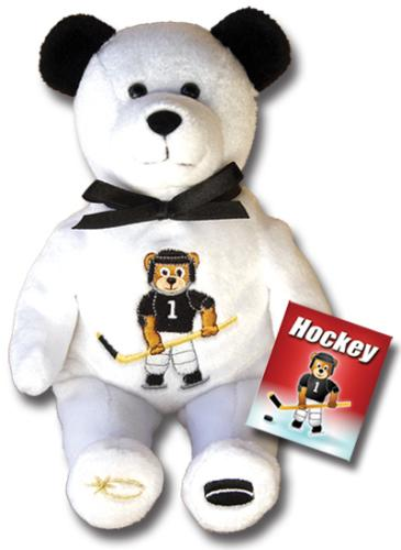Hockey Holy Bear