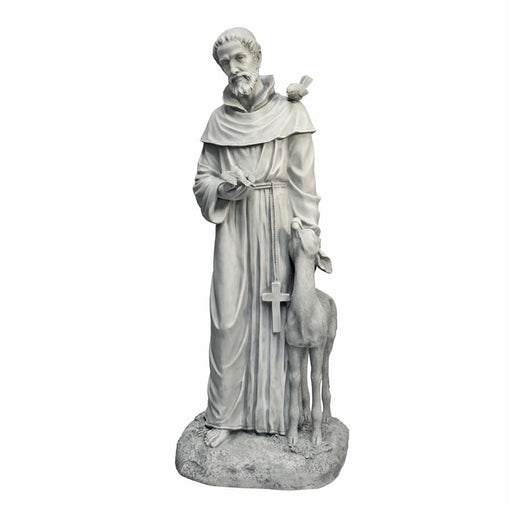 St Francis Of Assisi Patron Of Animals