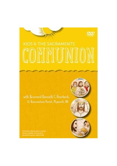 Kids and the Sacraments DVD (Communion)