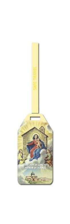 Our Lady Of Loreto Luggage Tag 3-Pack