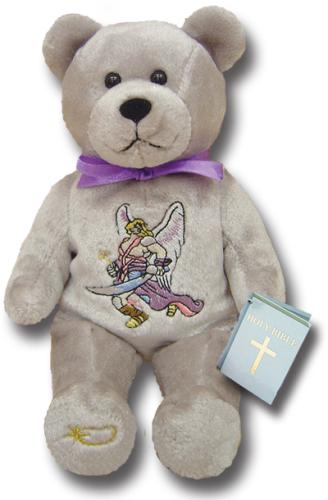 Saint Michael The Protector Holy Bear