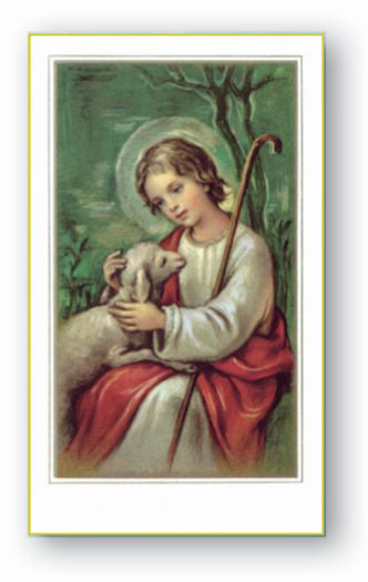 100-Pack - Good Shepherd Penance Card
