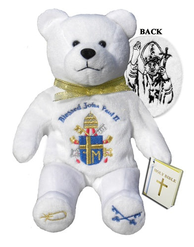 Saint John Paul Ii Holy Bear