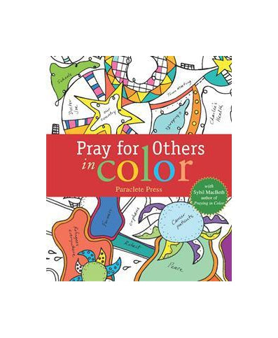 Pray for Others in Color