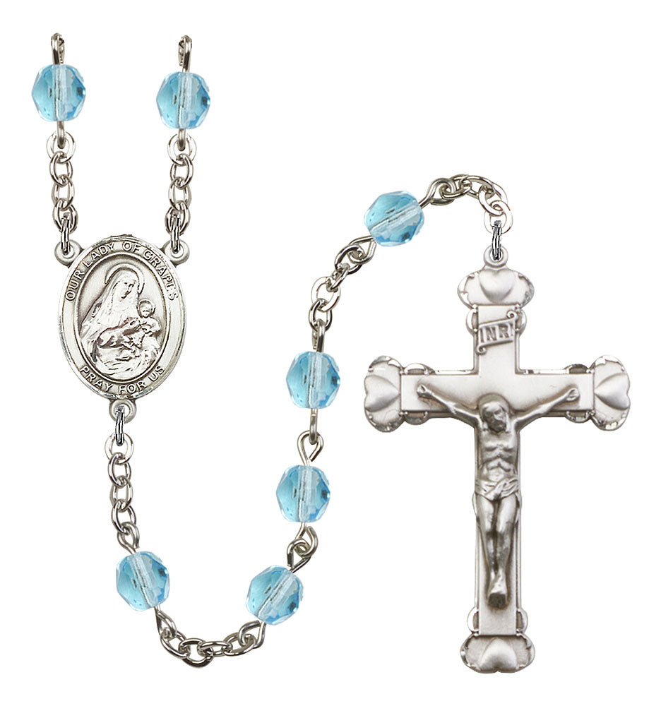 Our Lady of Grapes Rosary