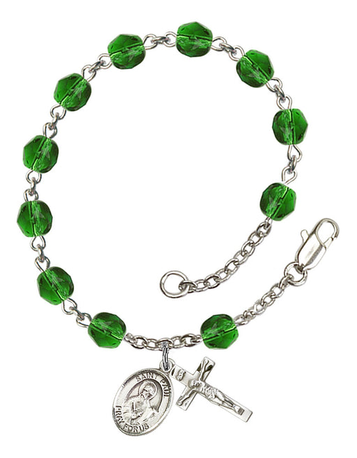 St. Paul the Apostle Rosary Bracelet