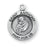 Sterling Silver Round Shaped Saint Anthony Medal