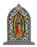 Our Lady Of Guadalupe Silver Arch Framed Litergical Art
