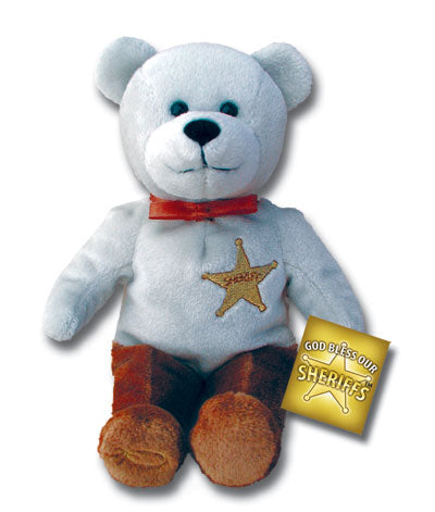 Sheriff Bear Holy Bear