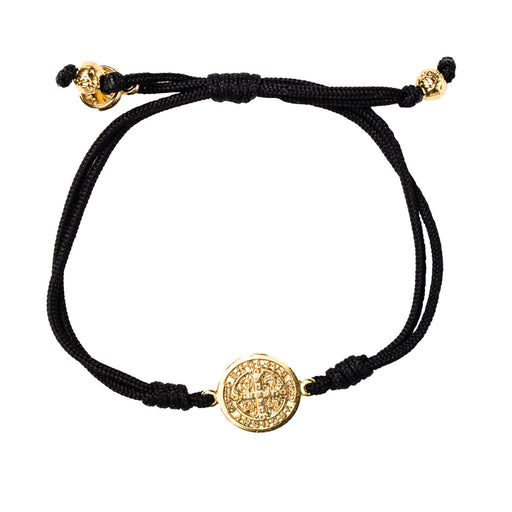 Serenity Blessing Bracelets Gold - Black