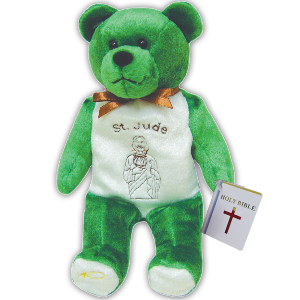 Saint Jude Holy Bear