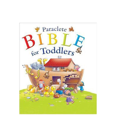 The Paraclete Bible for Toddlers
