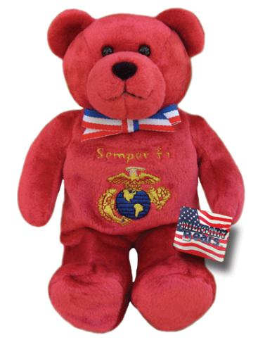 Marines Holy Bear