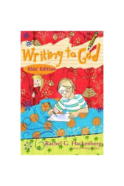 Writing to God - Kid's Edition