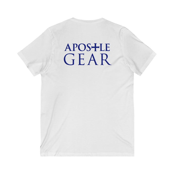Cozy Unisex Apostle Gear V-neck