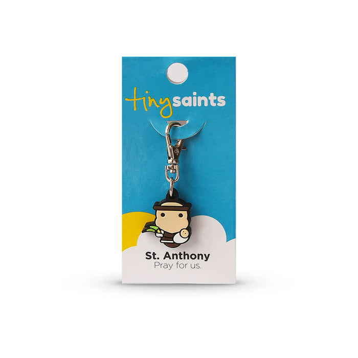 Saint Anthony Tiny Saint Charm