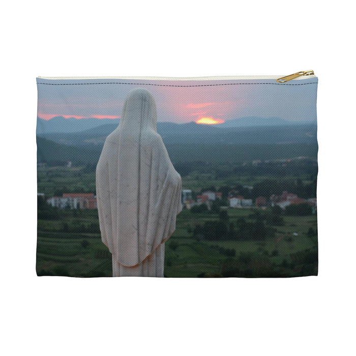 Our Mother at Sunset Pouch