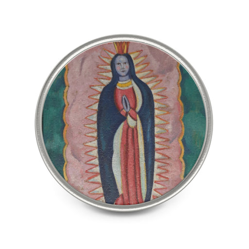 Our Lady of Guadalupe Metal Pin