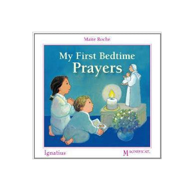 My First Bedtime Prayers by Roche
