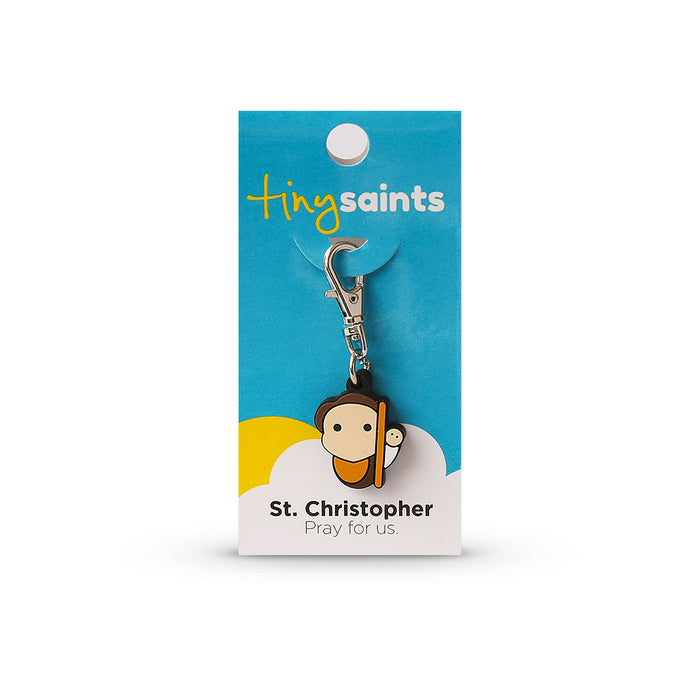 Saint Christopher Tiny Saint Charm
