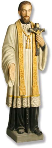 Saint Francis Xavier 26.5-inch - Large Statue