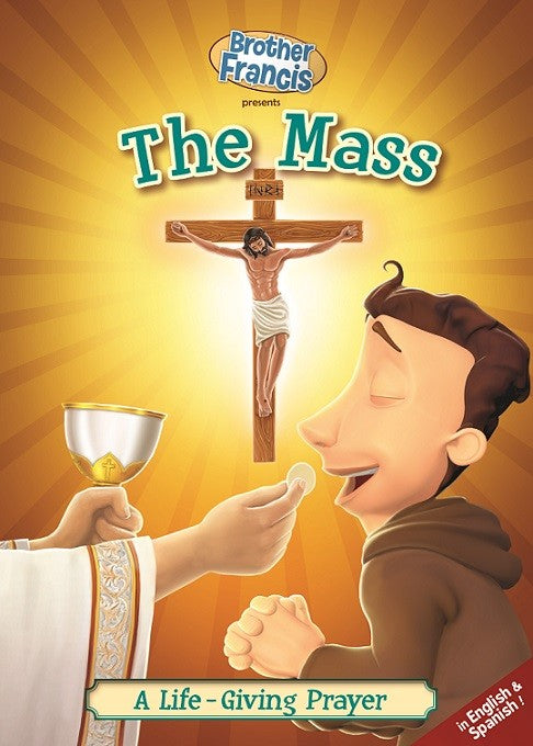 Brother Francis: The Mass DVD