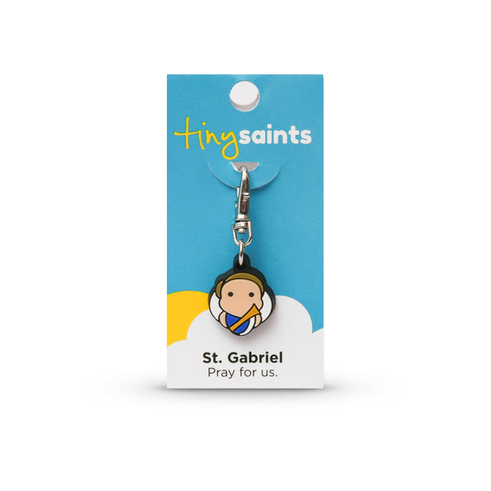 Saint Gabriel the Archangel Tiny Saint Charm