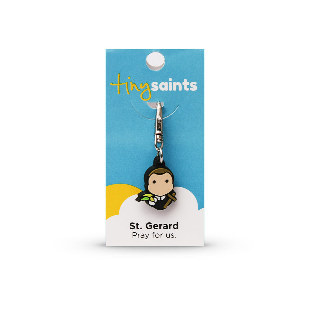 Saint Gerard Tiny Saint Charm