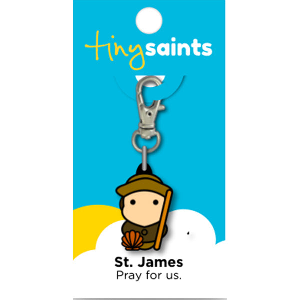 Saint James Tiny Saint Charm