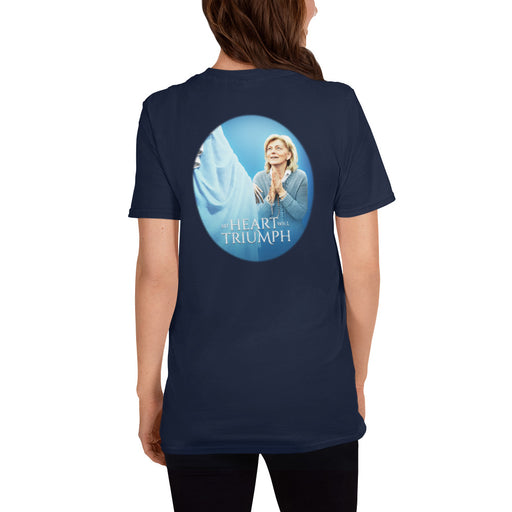 My Heart Will Triumph Short-Sleeve T-Shirt