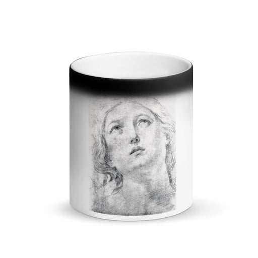 Color Changing Virgin Mary Mug