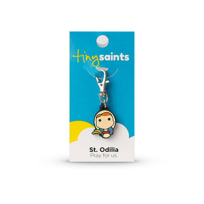 Saint Odilia Tiny Saint Charm