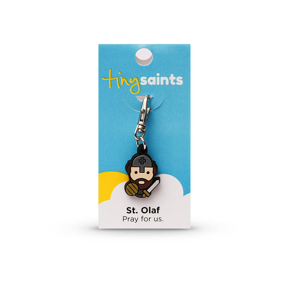 Saint Olaf Tiny Saint Charm