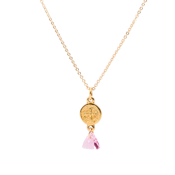 Trinity in Love Necklace