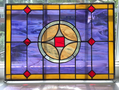 Rennaisance Stained Glass