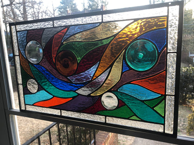 Hard Candy II Stained Glass