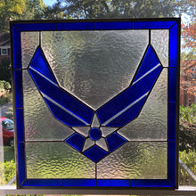 Air Force Stained Glass