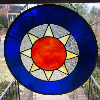Sole Stained Glass