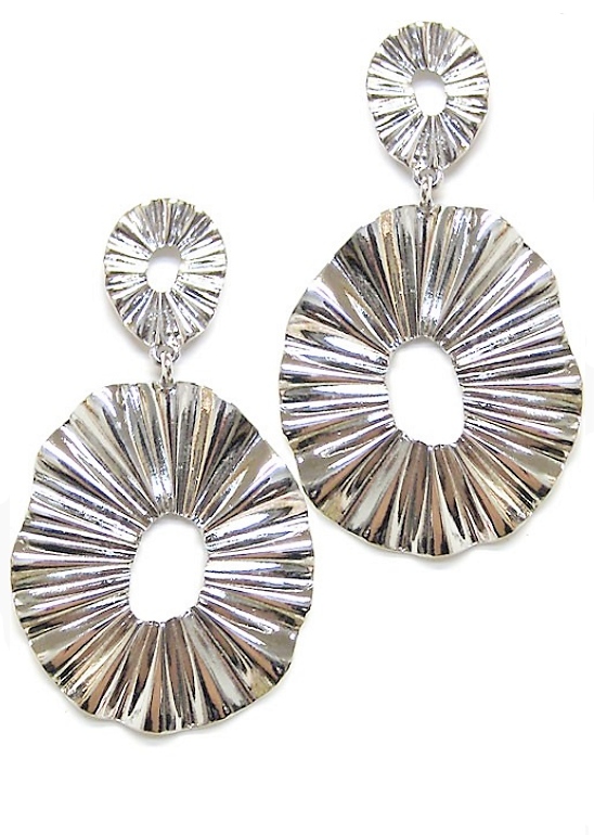 Perfectly Imperfect Statement Earrings