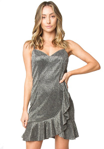 Polished in Silver Dress