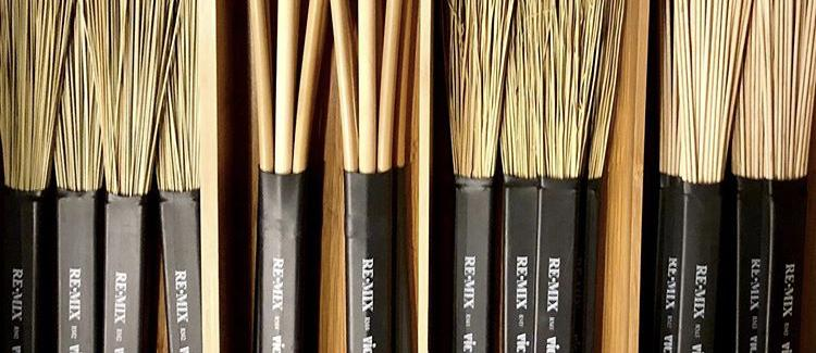 Brushes & Rods - Drum Supply House