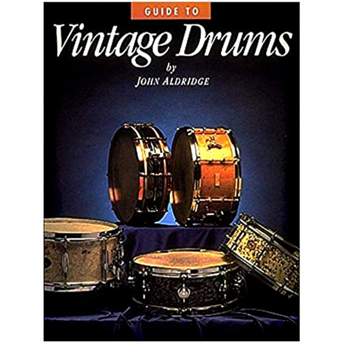 BOOK Guide to Vintage Drums New Edition LIMITED STOCK - Drum Supply House