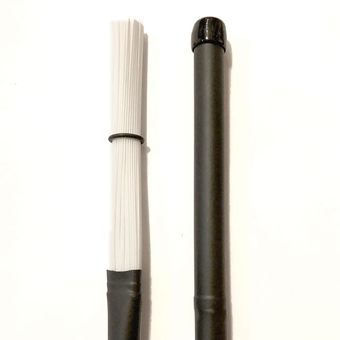 Nylon Rods Hickory Plastic / Rubber Handle
