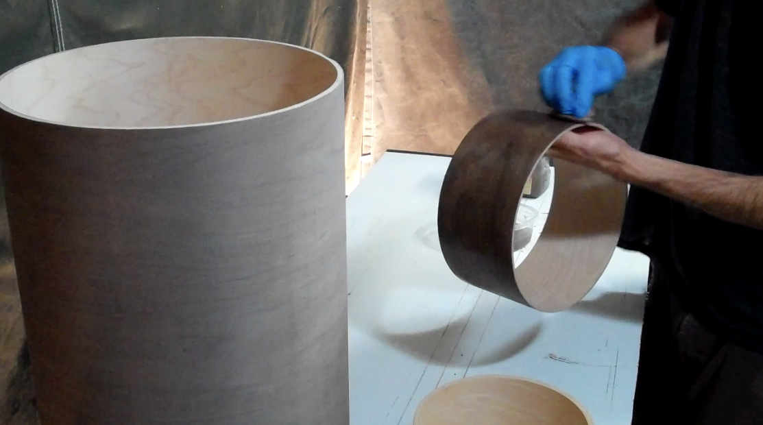 GDM Video Series - Make Your Own Stain to Make a Drum