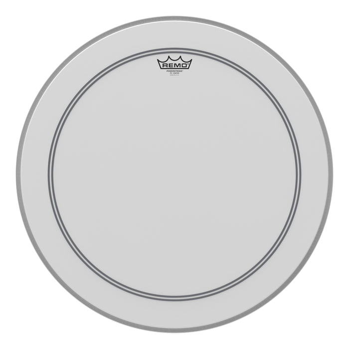 Remo Powerstroke P3 Bass Drumheads - Drum Supply House
