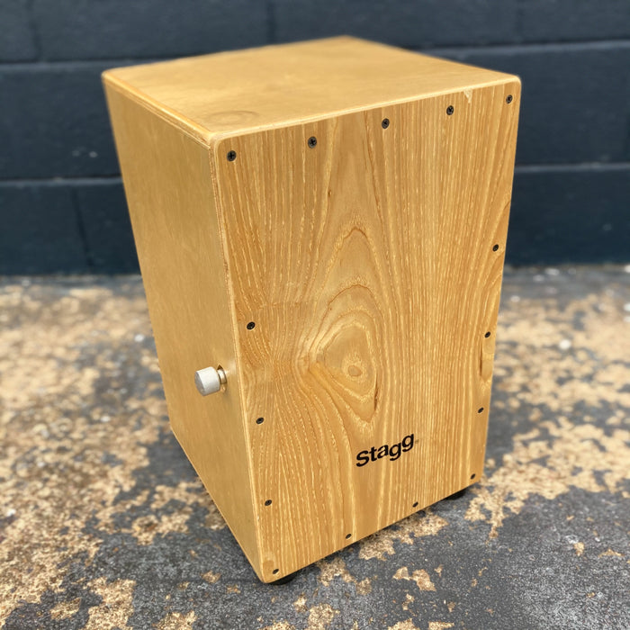 Stagg Deluxe Cajon with internal wires