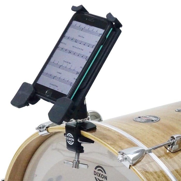 Bass Drum Hoop Tablet Mount - Drum Supply House
